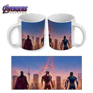 Avengers Endgame Mug Marvel Comics