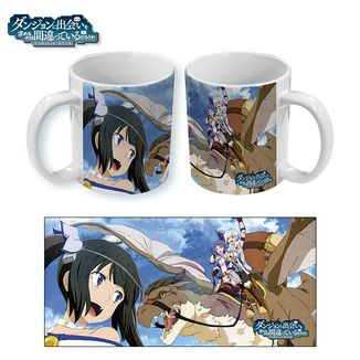 Danmachi Mug Dragon