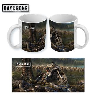 Days Gone Mug Landscape