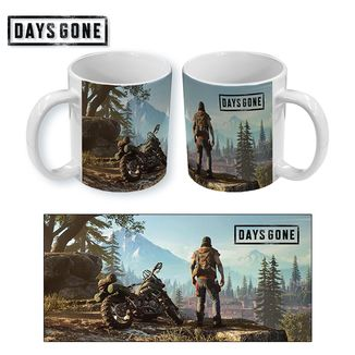 Days Gone Mug View