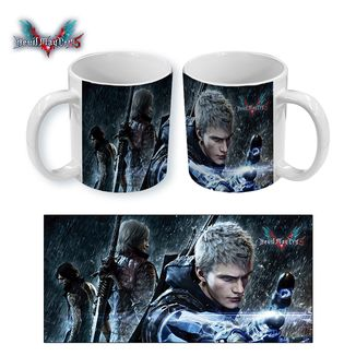 Devil May Cry 5 Mug Heroes