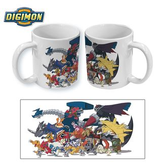 Digimon Mug Xros Wars