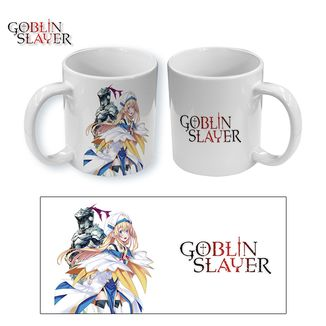 Goblin Slayer Mug Adventurers
