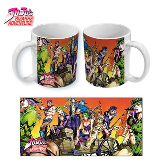 Taza Jojo's Bizarre Adventure Dawn
