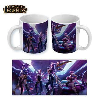 League of Legends Mug KDA Group