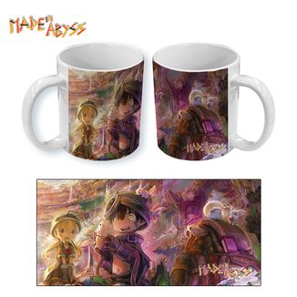 Taza Made in Abyss Little Creatures