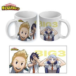Taza My Hero Academia Big 3