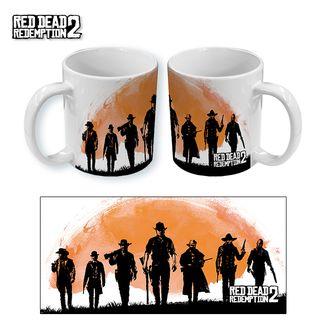 Red Dead Redemption 2 Mug Walk