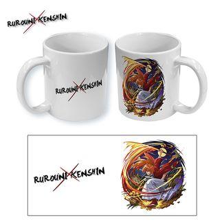 Taza Rurouni Kenshin Kenshin Attack