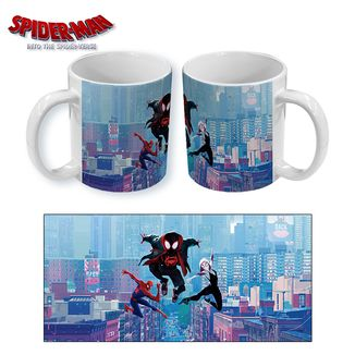 Spiderman Mug Into the Spider Verse