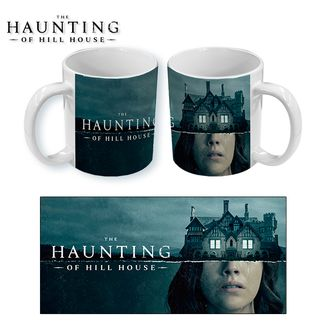Taza The Haunting of Hill House Cry