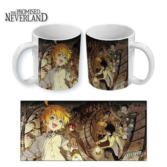 Taza The Promised Neverland Adventure