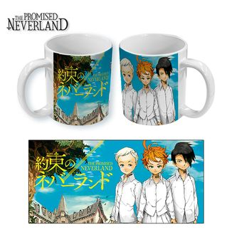 The Promised Neverland Mug Big Kids