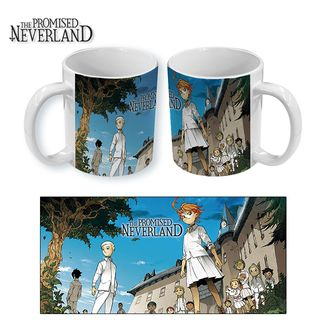 Taza The Promised Neverland Sky