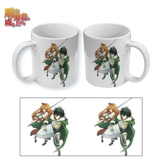 The Rising of the Shield Hero Mug Shield Hero & his Sword