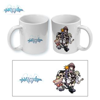 Taza The World Ends With You Group 04