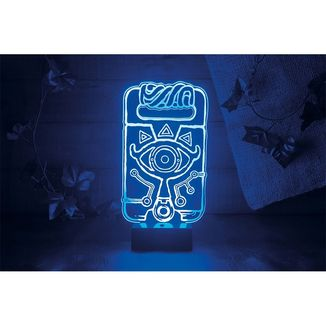 The Legend of Zelda Sheikah Slate Lamp