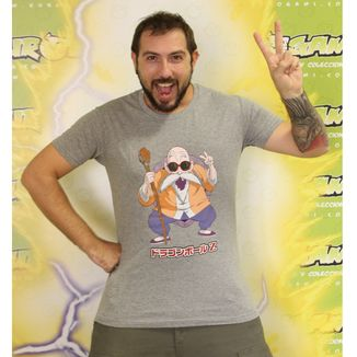 Camiseta Dragon Ball Muten Roshi