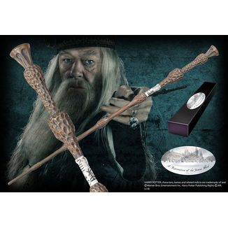 Varita Albus Dumbledore - Replica Oficial Harry Potter
