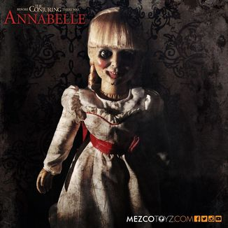 Annabelle Doll Replica The Conjuring