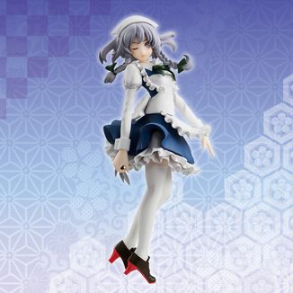 Figura Touhou Project Izayoi Sakuya Premium Figure