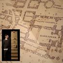 Harry Potter Replica Mapa del merodeador escala 1/1