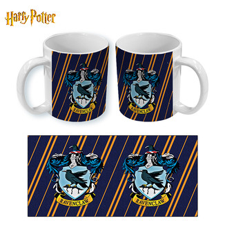 Taza Harry Potter Ravenclaw Stripes