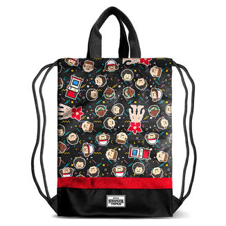 Gym Bag with Handles Icons Stranger Things