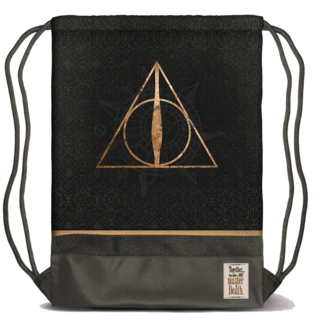 Bolsa Gym Deathly Hallows Harry Potter