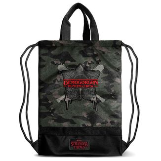 Bolsa Gym con Asas Demogorgon Stranger Things