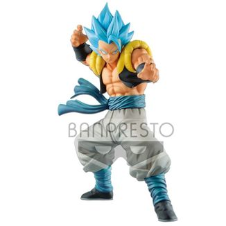 Gogeta SSGSS Figure Masterlise Dragon Ball Super