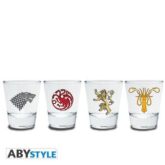 Shot Glasses Game of Thrones