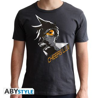 Overwatch T-shirt Tracer