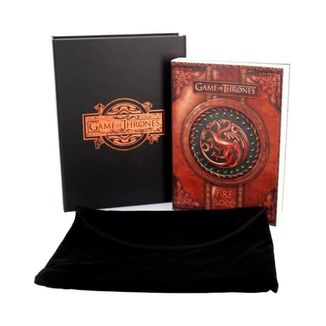 Fire And Blood Journal A5 Game Of Thrones
