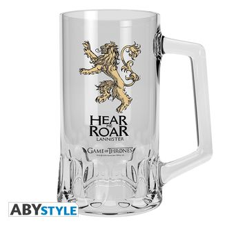 Game of Thrones Tankard Lannister