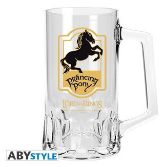 Lord of the Ring Tankard Prancing Pony