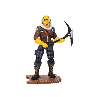 Solo Mode Raptor Figure Fortnite
