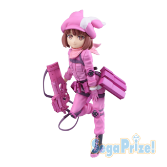 Llenn Figure Sword Art Online Alternative Gun Gale Online