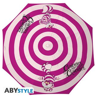 Umbrella Cheshire Cat Alice in Wonderland Disney