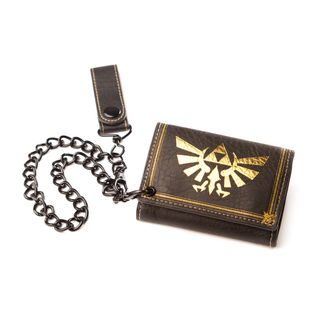 Cartera cuero The legend of Zelda