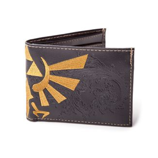 Cartera Trifuerza The Legend of Zelda