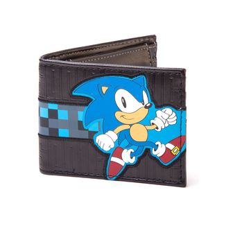 Cartera Sonic The Hedgehog