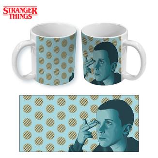 Mug Stranger Things Eggos