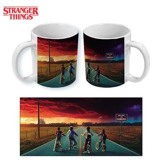 Mug Stranger Things Bikes