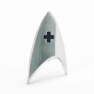 Emblem Enterprise Feet Doctor Star Trek