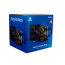 Taza térmica PS One Retro Games