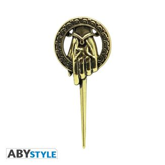 Hand Of The King Pin ABYstyle Games Of Thrones