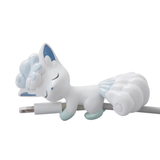 Vulpix Gashapon Alola Pokemon Sleeping Cable