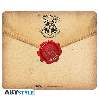 Hogwarts Letter Mousepad Harry Potter