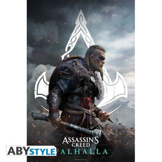 Poster Eivor Assassin's Creed Valhalla 91.5 x 61 cms
